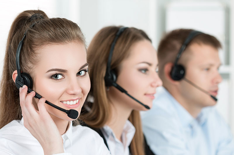 Agenti in call center